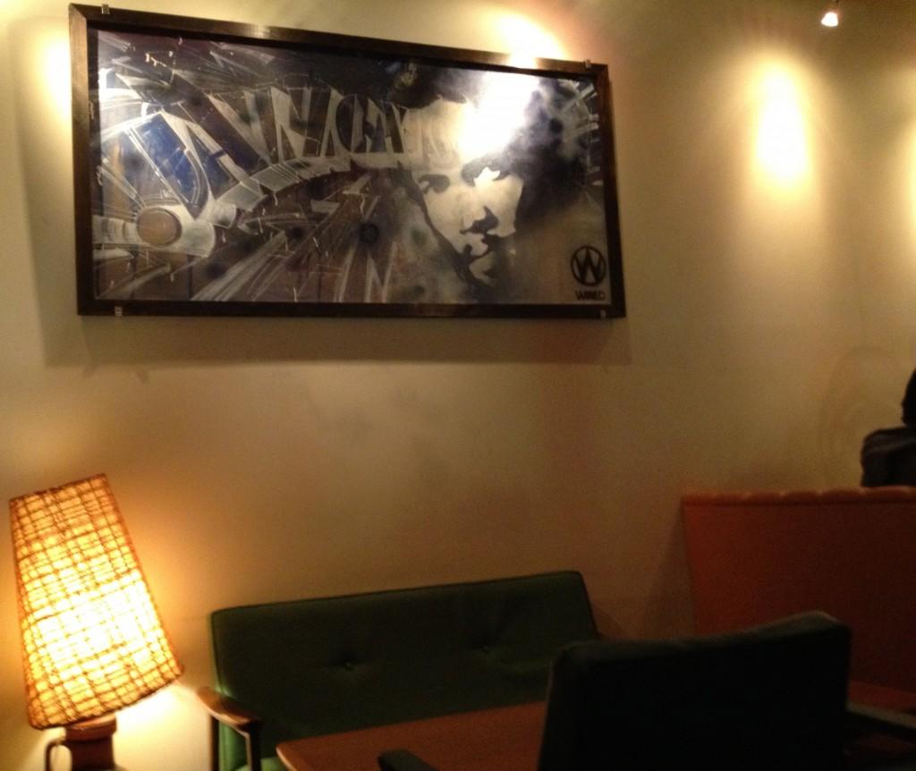 カフェ写真の画像