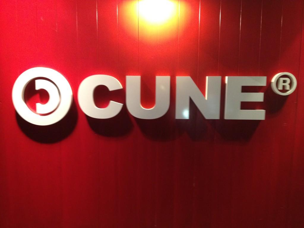 cuneのロゴ画像